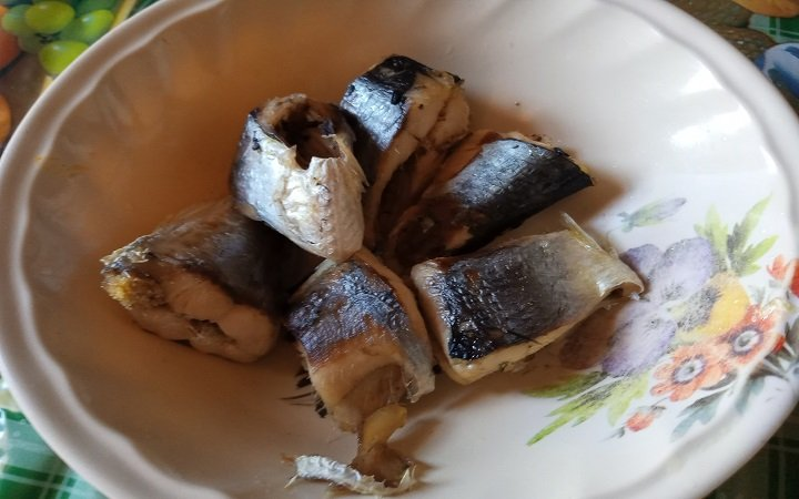 Cooked Fish 2